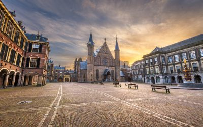 Erop uit en ontdek het oude en nieuwe Den Haag