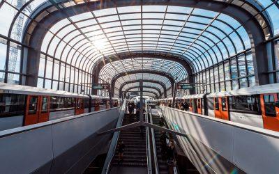 Metrokaart Amsterdam