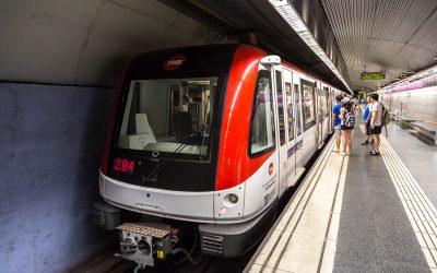Het metronetwerk van Barcelona (+metrokaart)