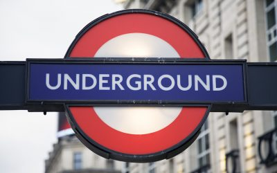 Metrokaart Londen